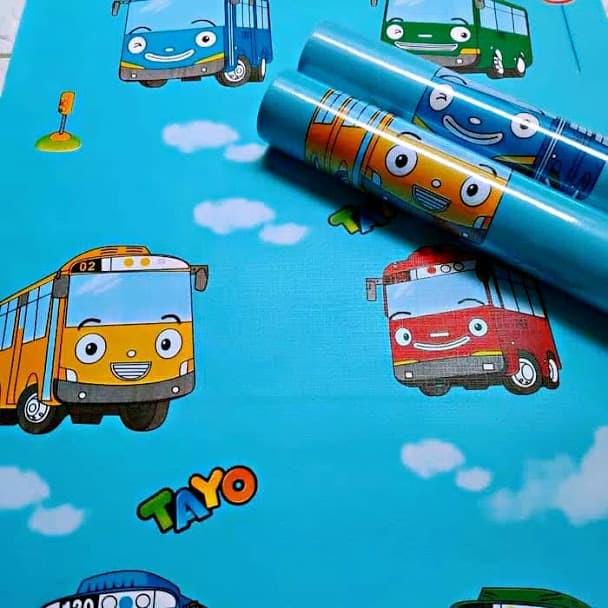 58 Gambar Mobil Tayo Kartun Gratis Terbaik