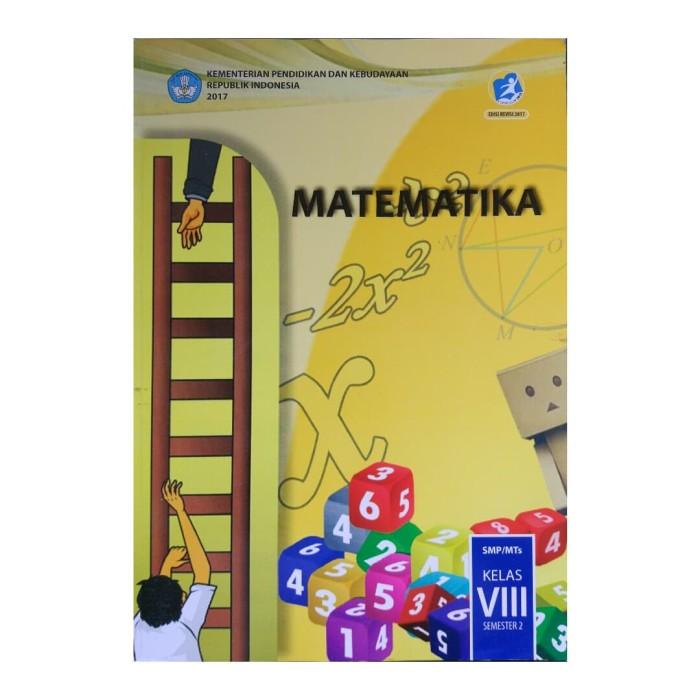 harga Buku matematika 8 smp semester 2 kurikulum 2013 edisi revisi Tokopedia.com