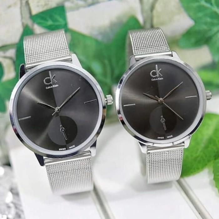 Foto Produk Jam tangan calvin klain couple diameter 4,2/3,2 cm dari TheFunShop