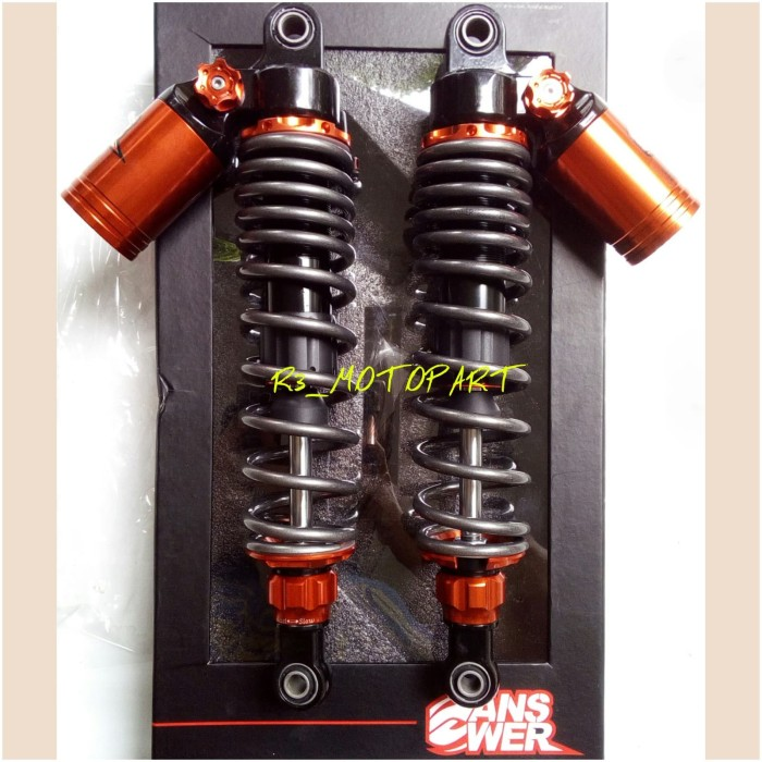 harga Shockbreaker/shock belakang 340mm answer tabung atas miring rx king Tokopedia.com