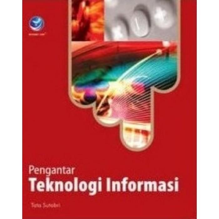 harga Buku pengantar teknologi informasi (tata sutabri) Tokopedia.com