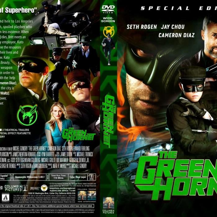 Jual Film Dvd The Green Hornet 2011 Movie Collection Film Koleksi Jakarta Barat M Collector Tokopedia