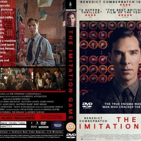 Jual Film Dvd The Imitation Game 2014 Movie Collection Film Koleksi Jakarta Barat M Collector Tokopedia