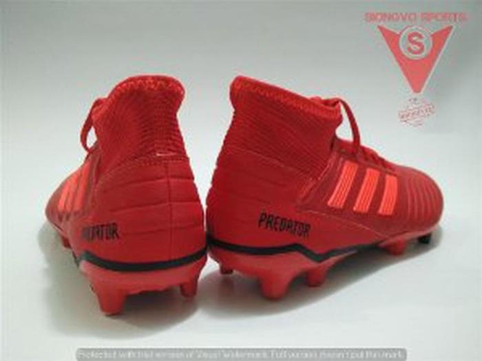 Jual Sepatu Bola Adidas Predator 19 3 Fg Original Bb9334 Active