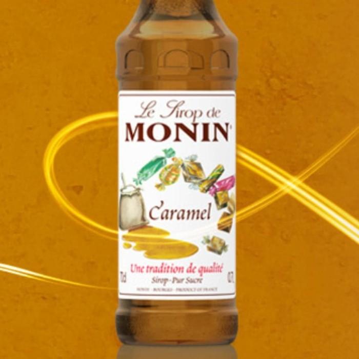 Jual Le Sirop De Sirup Monin Premium Caramel Syrup 70cl Kab Pasuruan Dapur Nampan Tokopedia