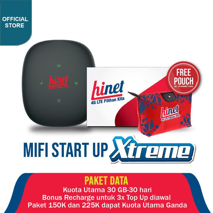 Foto Produk MIFI START UP XTREME FREE Pouch dari Hinet 4G LTE Official