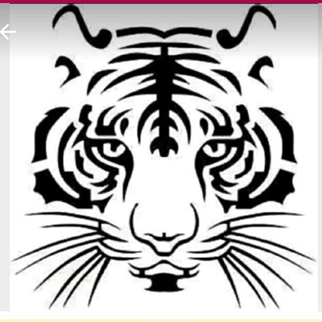 Jual Sticker Harimau Tutup Tangki Mobil Macan Stiker Keren Motor Kab Garut Jagonya Stiker Tokopedia