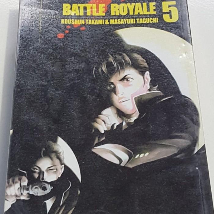Jual Komik Battle Royale 1-5 (Koushun Takami/Masayuki Taguchi) On Going -  Kota Palembang - Alphacomicshop | Tokopedia
