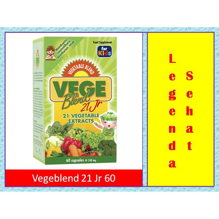 VEGEBLEND 21 JR BTL 60S