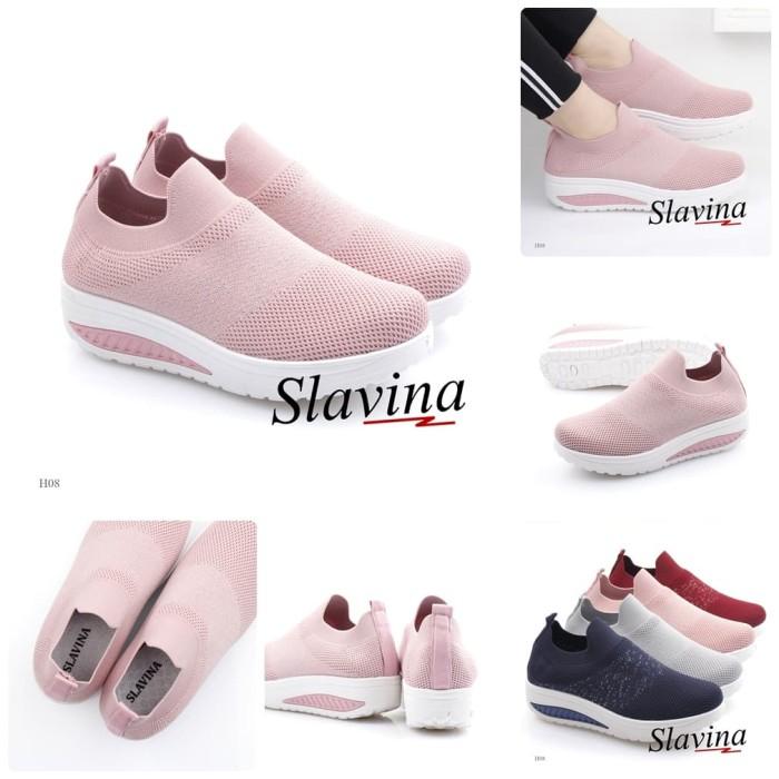 Jual Sepatu Slavina Putih 39 Jakarta Pusat Gitshops Tokopedia