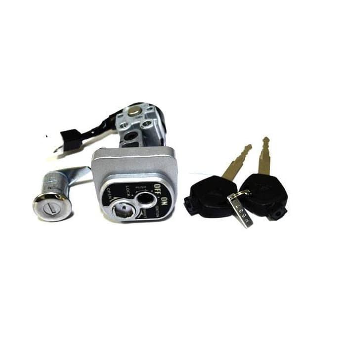 Foto Produk Kunci Kontak Key Set Revo FIT dari Honda Cengkareng