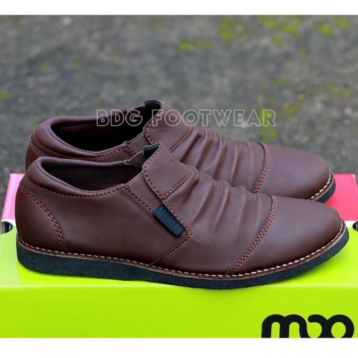 Foto Produk Original Sale Sepatu Slip on Moofeat Wrinkle New dari Bandung Footwear Store