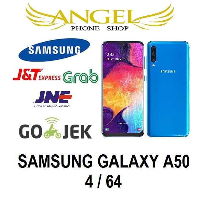 harga Samsung galaxy a50 4/64 ram 4gb internal 64gb garansi resmi sein Tokopedia.com
