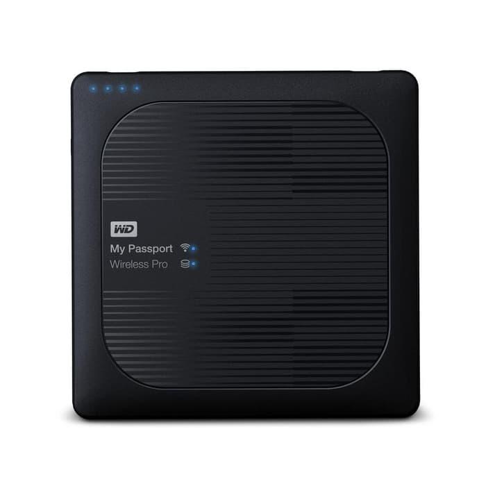 WD Passport Wireless Pro 2TB