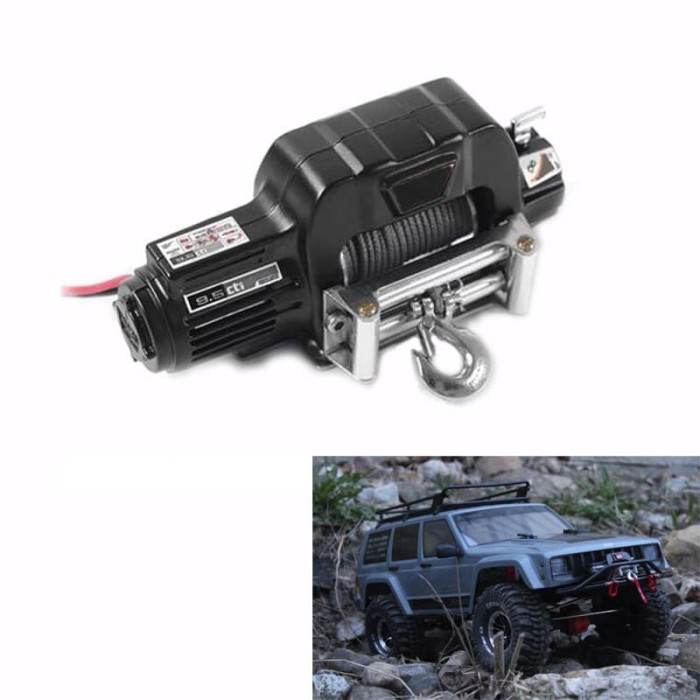 harga Winch model warn 1/10 axial scx10 Tokopedia.com