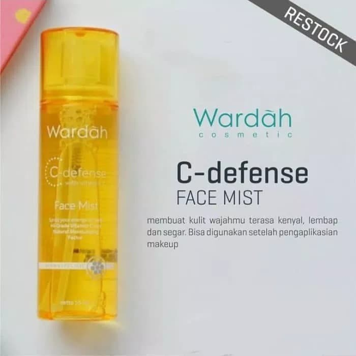 Info Wardah Face Mist Katalog.or.id