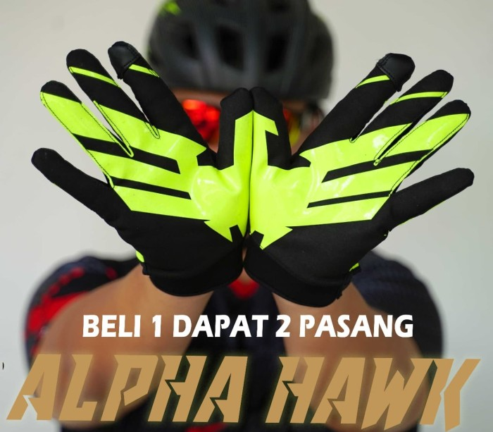 harga 661 gloves evo 8 plus size ready Tokopedia.com