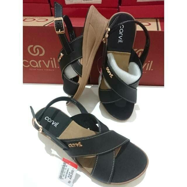 harga Simpel sandal wedges wanita branded st yves murah size 40 saw49pr Tokopedia.com