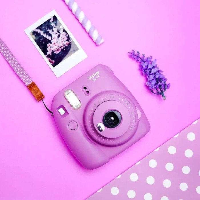 harga Fujifilm instax mini 9 kamera polaroid Tokopedia.com