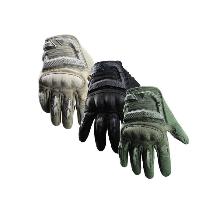 Foto Produk sarung tangan MOLAY THYLACOLEO Tactical Gloves - Olive Drab, M dari Molay