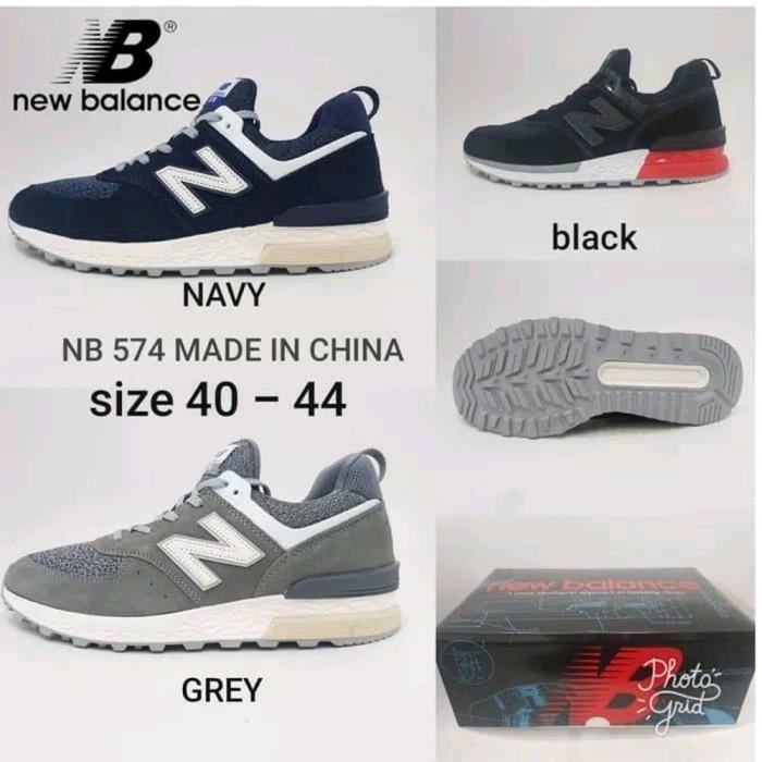 Jual New Balance 574 ORIGINAL BNIB Sneaker Pria Sepatu Pria Superstar DKI Jakarta Devi Lianti | Tokopedia