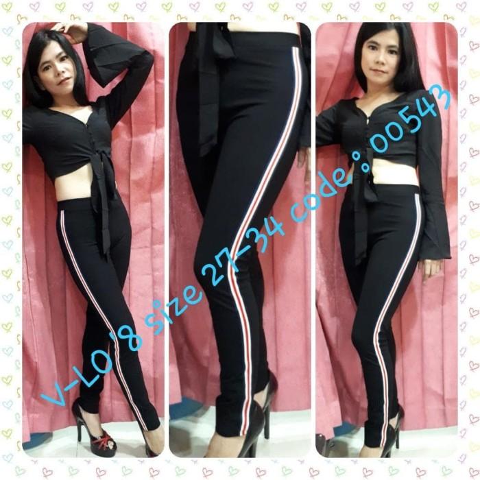 Jual Celana Legging Bahan Scuba Premium Kab Bogor Schans Tokopedia