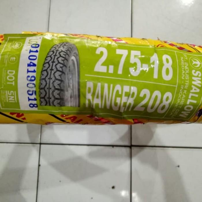 Jual Ban Swallow Ranger 275 18 Atau 2 75 18 Classic Sport Bukan