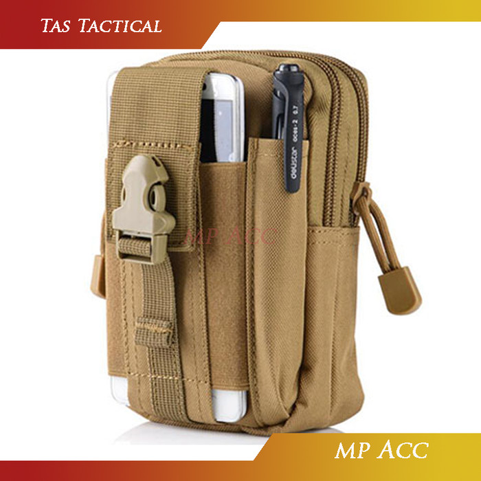 harga Tas pinggang mini tactical army utk celana pdl kemping mancing hiking Tokopedia.com