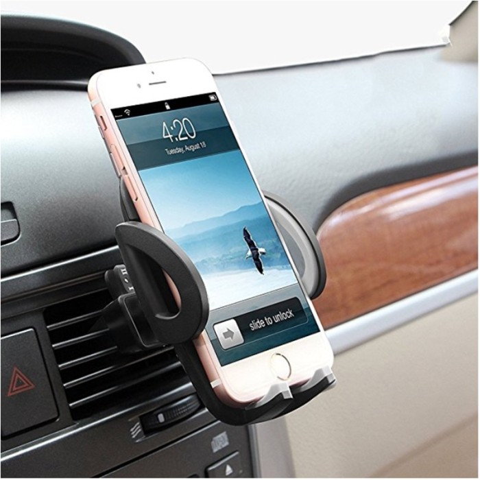 Unlock Car With Phone >> Jual Universal Cellphone Stand Mount Car Air Vent Mobile Phone Holder For Kota Surabaya Pajero Mart Tokopedia