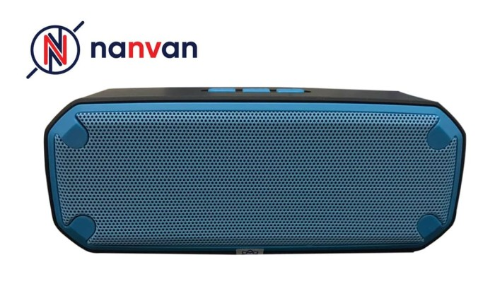 harga Nanvan sc309 speaker bluetooth portable mini Tokopedia.com