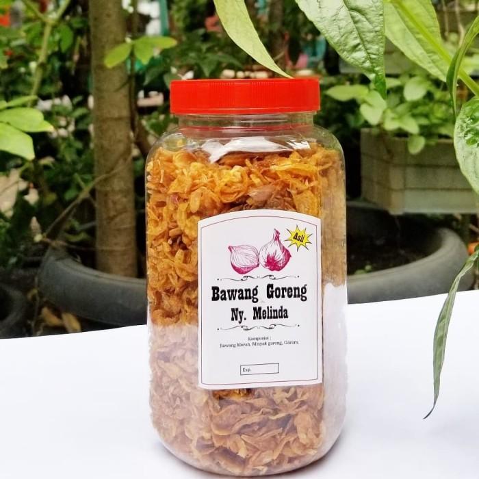 Foto Produk BAWANG GORENG PEDAS 250 GRAM dari NyMelinda