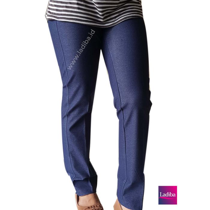 Jual Terbaik Celana Legging Warna Navy Polos Size 7xl High Quality Asli Lim Kab Temanggung Celana Legging Jumbo Tokopedia