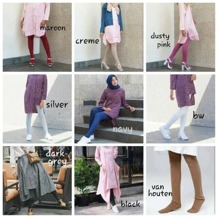 Jual Terbaru Legging Legging Wudhu Jakarta Barat Toko Bu Ani Fashion Tokopedia