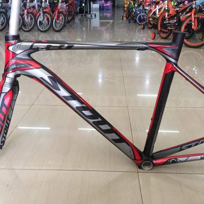 Foto Produk frame sepeda balap roodbike stout dari toko arsen julasno
