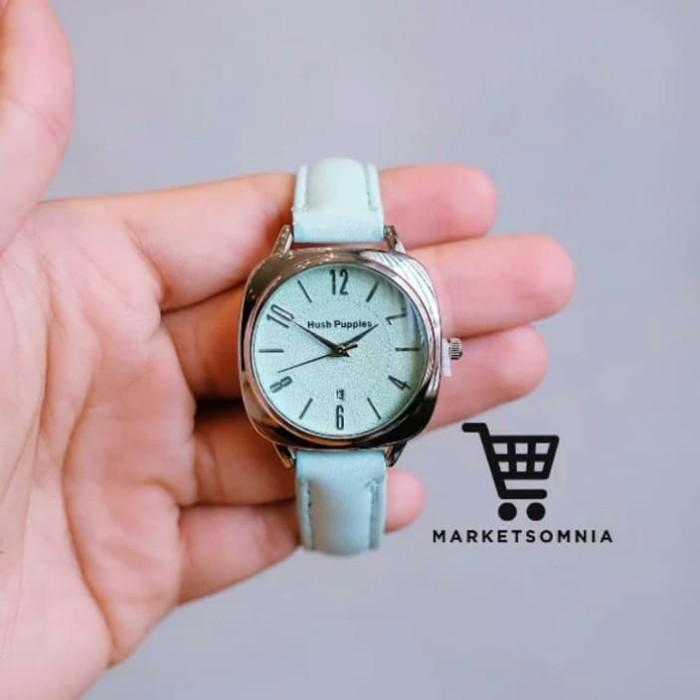harga Jam tangan pria / cowok hush puppies leather / kulit brown Tokopedia.com