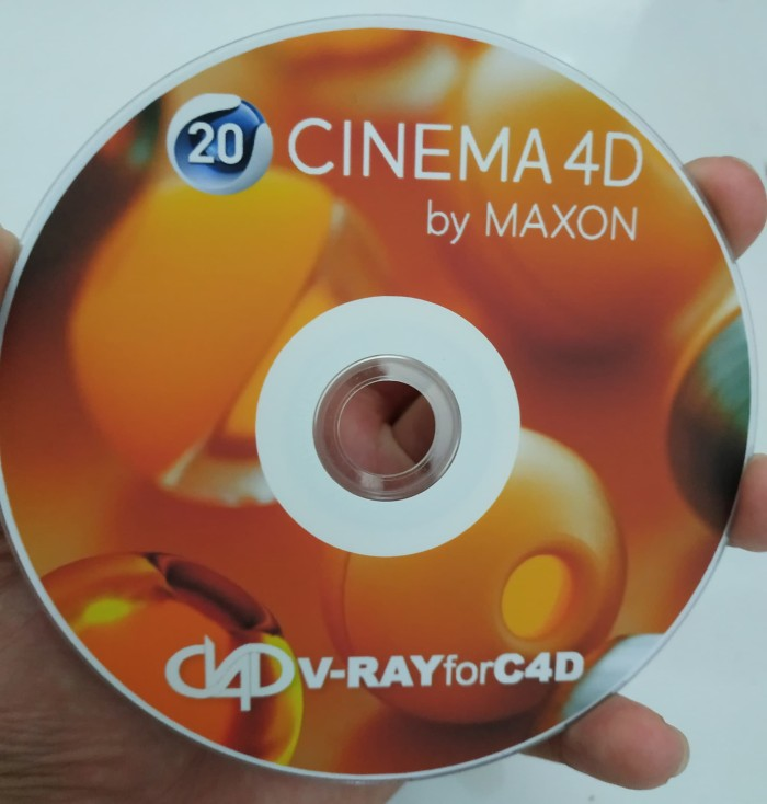 Jual Cinema 4D R20 Studio Win Mac & VRay 3 7 Plus Tutorial sampai Mahir -  Kota Semarang - Almira Shopee | Tokopedia