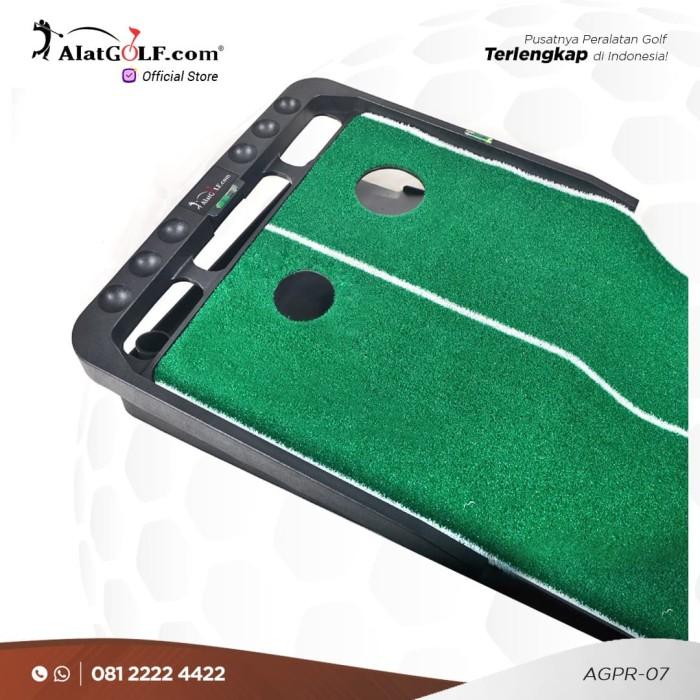 harga New adjustable putting mat golf Tokopedia.com