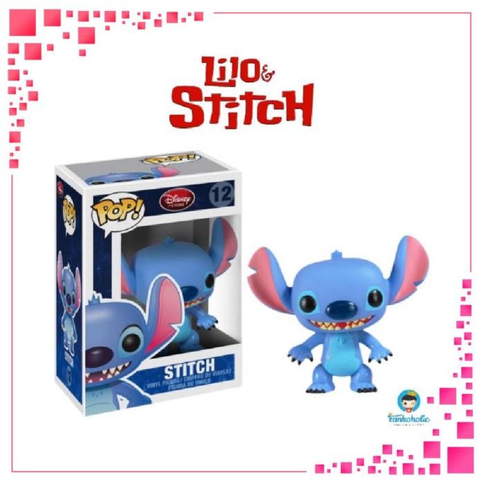 Jual Funko Pop Disney Lilo Stitch Stitch 12 Kota Bekasi Warung Kampung Tokopedia