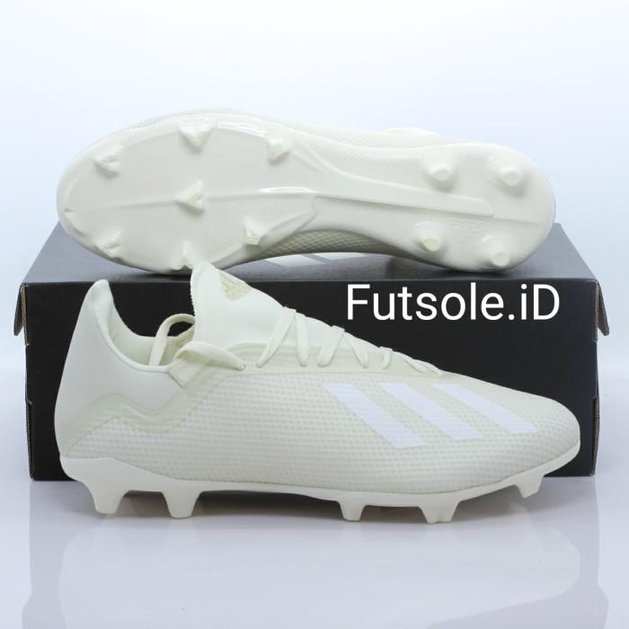 Jual Sepatu Bola Adidas X Tango 18 3 Fg White Jakarta Pusat