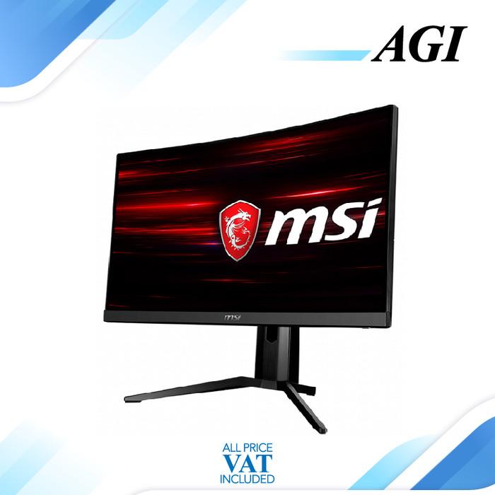 harga Monitor led msi optix mag271c 27  1ms freesync with 144ghz Tokopedia.com