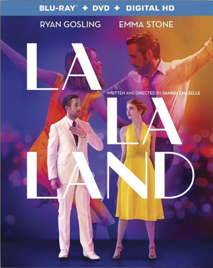 harga La la land bluray Tokopedia.com