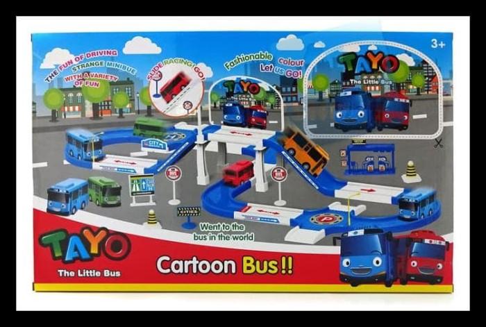 Jual Best Seller Tayo The Little Bus Cartoon Bus Nb 03056 Barang Baru Jakarta Pusat Imo Acc Tokopedia