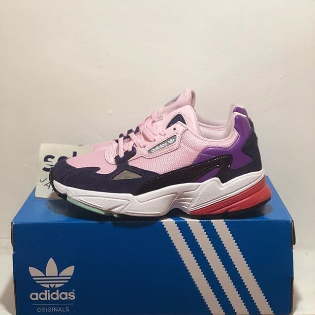 promo code 47113 8527f Jual Adidas Falcon x Kylie Jenner Pink Purple - Kota Tangerang - Sole  Jakarta   Tokopedia
