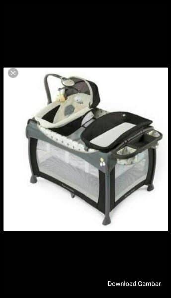 Jual Kualitas 1 Baby Box Ingenuity Baby Box Lipat Box Bayi Ranjang Bayi Kota Tangerang Berkah Line