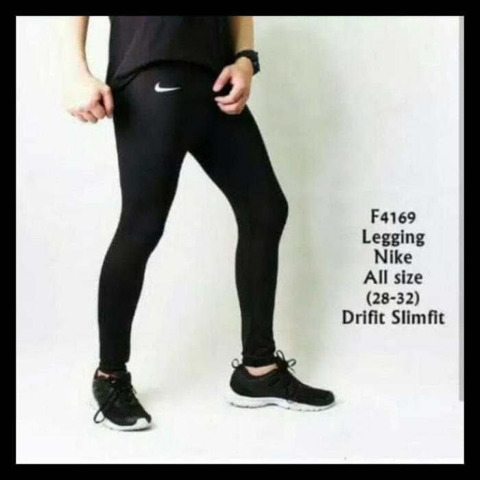 Jual Celana Legging Leging Pria Wanita Senam Olahraga Gym Futsal Adidas Jakarta Pusat Naim Muna Tokopedia