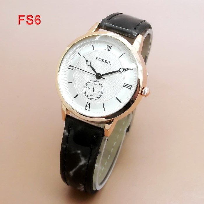 Jam Tangan Wanita Fashion Kulit - Spesifikasi Harga Produk Terhit Di ... 0d0277a31c