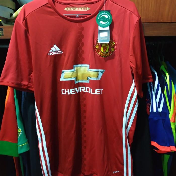 Jual Jersey Manchester United Original Kota Malang Mouchlis Tokopedia