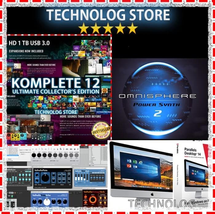 Jual PRO MUSIC STUDIO CUSTOM ORDER HDD 1TB PROMO 2019 - Jakarta Selatan -  Technolog | Tokopedia