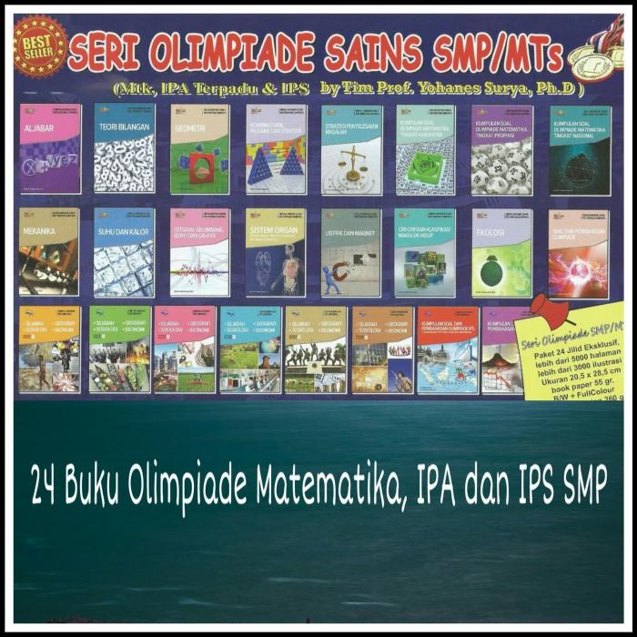 Foto Produk Buku Olimpiade Matematika, IPA dan IPS dari Toko Buku Olimpiade