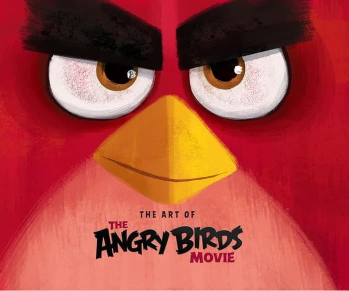 Angry Birds: The Art of the Angry Birds Movie [eBook/e-book]